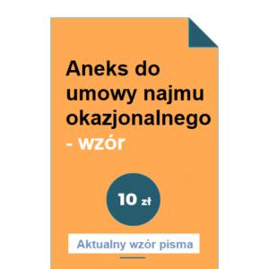 aneks-do-umowy-najmu-okazjonalnego-wzor-pdf-doc