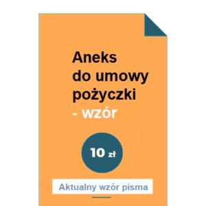 aneks-do-umowy-pozyczki-wzor-pdf-doc