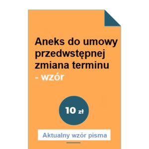 aneks-do-umowy-przedwstepnej-zmiana-terminu-wzor-pdf-doc