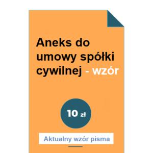 aneks-do-umowy-spolki-cywilnej-wzor-pdf-doc