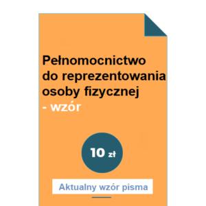 pelnomocnictwo-do-reprezentowania-osoby-fizycznej-wzor-pdf-doc