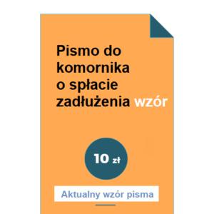 pismo-do-komornika-o-splacie-zadluzenia-wzor-pdf-doc