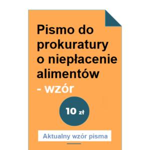 pismo-do-prokuratury-o-nieplacenie-alimentow-wzor-pdf-doc