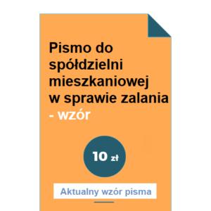 pismo-do-spoldzielni-mieszkaniowej-w-sprawie-zalania-wzor-pdf-doc