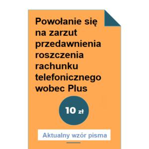 powolanie-sie-na-zarzut-przedawnienia-roszczenia-rachunku-telefonicznego-wobec-plus-wzor-pdf-doc