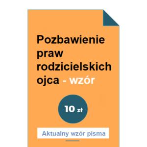 pozbawienie-praw-rodzicielskich-ojca-wzor-pdf-doc