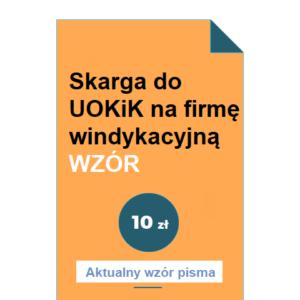 skarga-do-uokik-na-firme-windykacyjna-wzor-pdf-doc