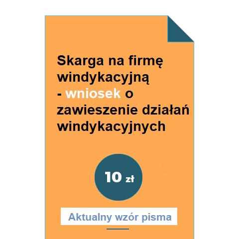 skarga-na-firme-windykacyjna-wniosek-o-zawieszenie-dzialan-windykacyjnych-wzor-pdf-doc