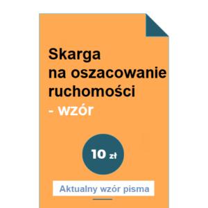 skarga-na-oszacowanie-ruchomosci-wzor-doc-pdf