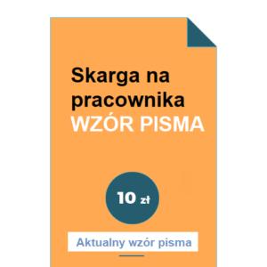 skarga-na-pracownika-wzor-pisma-pdf-doc