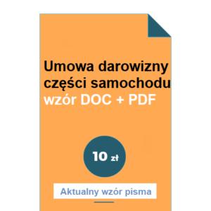 umowa-darowizny-czesci-samochodu-wzor-doc-pdf