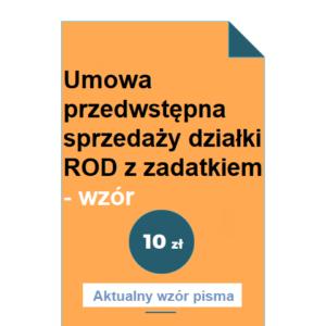 umowa-przedwstepna-sprzedazy-dzialki-rod-z-zadatkiem-wzor-pdf-doc