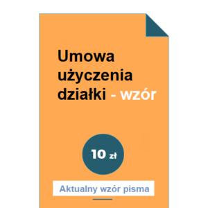 umowa-uzyczenia-dzialki-wzor-doc-pdf