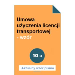 umowa-uzyczenia-licencji-transportowej-wzor-pdf-doc