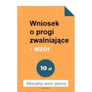 wniosek-o-progi-zwalniajace-wzor-pdf-doc