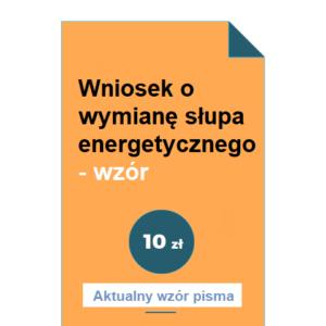 wniosek-o-wymiane-slupa-energetycznego-wzor-pdf-doc