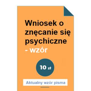 wniosek-o-znecanie-sie-psychiczne-wzor-pdf-doc