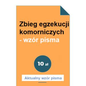 zbieg-egzekucji-komorniczych-wzor-pisma-pdf-doc