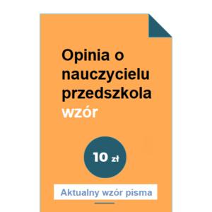 opinia-o-nauczycielu-przedszkola-wzor-pdf-doc
