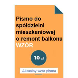 pismo-do-spoldzielni-mieszkaniowej-o-remont-balkonu-wzor-pdf-doc