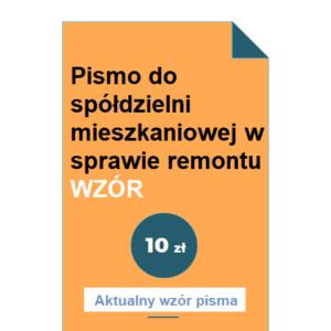 pismo-do-spoldzielni-mieszkaniowej-w-sprawie-remontu-wzor-pdf-doc