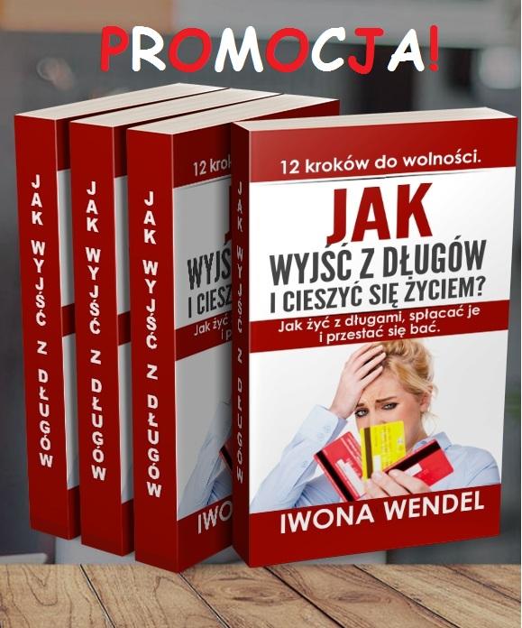 12-kroków-do-wolności-jak-wyjść-z-długów-iwona-wendel