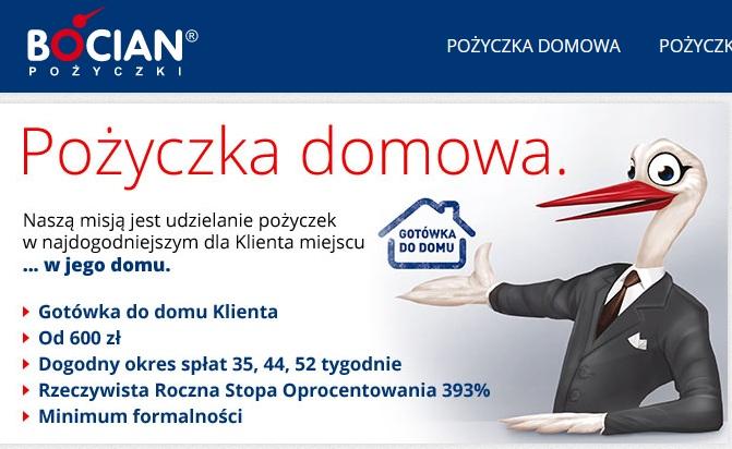 pożyczka-domowa-bocian-pożyczki