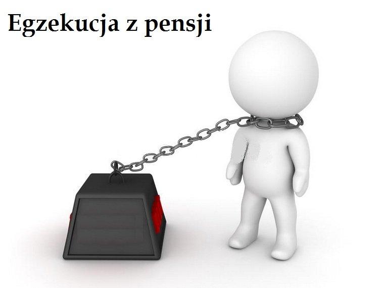 egzekucja-z-pensji-dłużnika