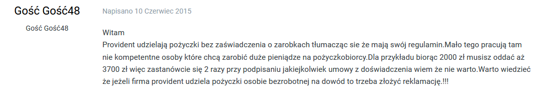 prowident-opinie