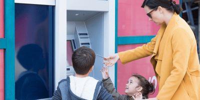 Konto bankowe dziecka a komornik