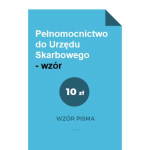 Pełnomocnictwo-do-Urzędu-Skarbowego-wzor-doc-pdf