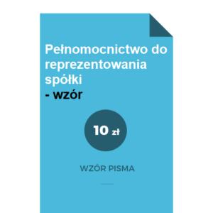 Pełnomocnictwo-do-reprezentowania-spółki-wzor-doc-pdf