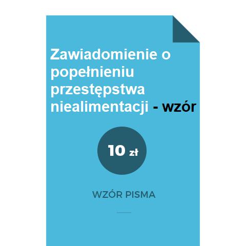 zawiadomienie-o-popelnieniu-przestepstwa-niealimentacji-wzor-pdf-doc