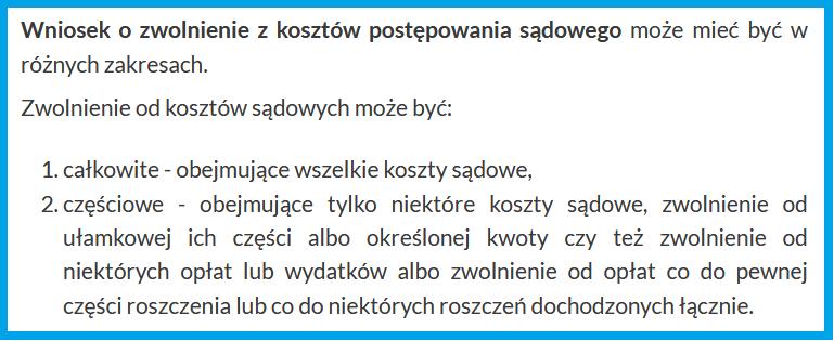 zwolnienie-z-kosztow-sadowych-calkowite-lub-czesciowe
