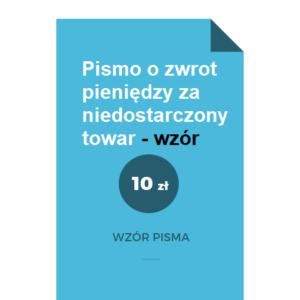 Pismo-o-zwrot-pieniedzy-za-niedostarczony-towar-wzor-pdf-doc