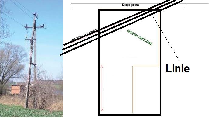 linie-niskiego-napięcia-nad-działką-a-budowa-domu