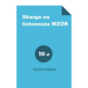 Skarga-na-listonosza-wzor-DOC-PDF