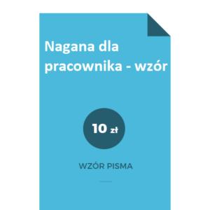 Nagana-dla-pracownika-wzor-doc-pdf