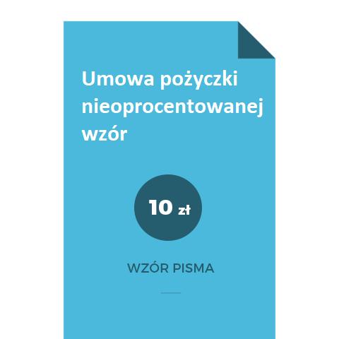 umowa-pozyczki-nieoprocentowanej-wzor-pdf-doc