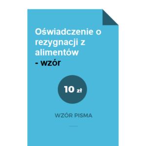 oswiadczenie-o-rezygnacji-z-alimentow-wzor-doc-pdf