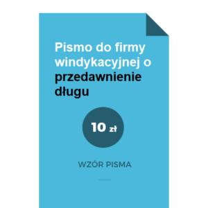Pismo-do-firmy-windykacyjnej-przedawnienie-długu-wzor-pdf-doc