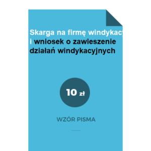 Skarga-na-firme-windykacyjna-wniosek-o-zawieszenie-dzialan-windykacyjnych-wzor-doc-pdf