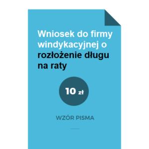 Wniosek-do-firmy-windykacyjnej-o-rozłożenie-długu-na-raty-wzor-pdf-doc