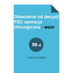 Odwołanie-od-decyzji-PZU-operacja-chirurgiczna-wzor-pdf-doc