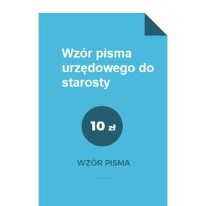 Wzor-pisma-urzedowego-do-starosty-doc-pdf