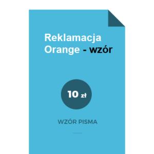 Reklamacja-Orange-wzor-pdf-doc