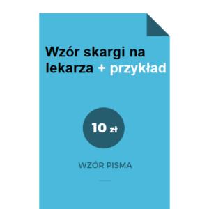 wzor-skargi-na-lekarza-pdf-doc