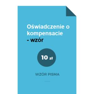 oswiadczenie-o-kompensacie-wzor-doc-pdf