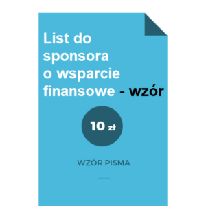 list-do-sponsora-o-wsparcie-finansowe-wzor-pdf-doc