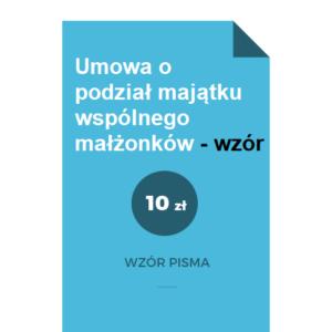 umowa-o-podzial-majatku-wspolnego-malzonkow-wzor-pdf-doc
